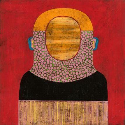 Gustavo Ortiz Witness 13 36 x 36 cm