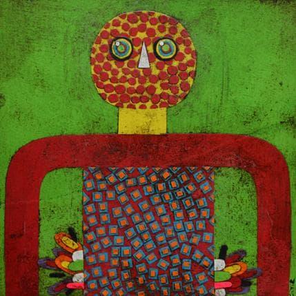 Gustavo Ortiz Ser 6 19 x 19 cm