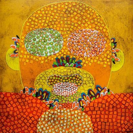 Gustavo Ortiz Pipu 36 x 36 cm