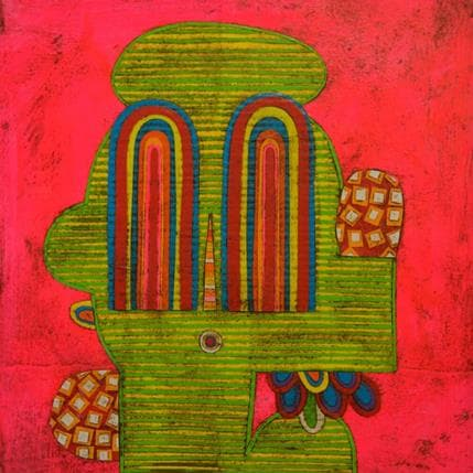 Gustavo Ortiz Bun 1 25 x 25 cm