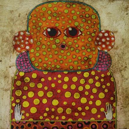 Gustavo Ortiz Sense I 25 x 25 cm