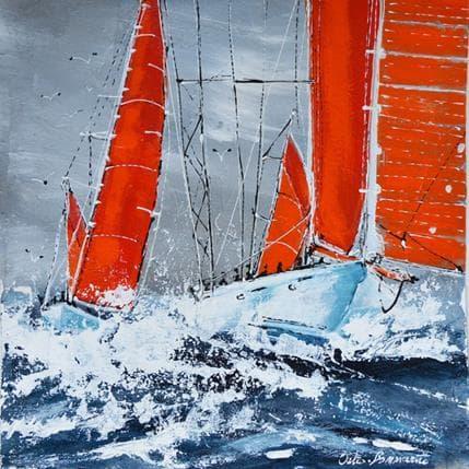Nicole Ortis-Bommarito Objectif 36 x 36 cm