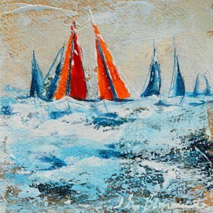Nicole Ortis-Bommarito Flotte 13 x 13 cm