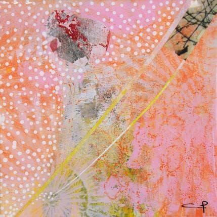 Christine Pacaud Complainte mélodieuse 13 x 13 cm