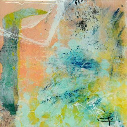 Christine Pacaud Voile de Brume 13 x 13 cm