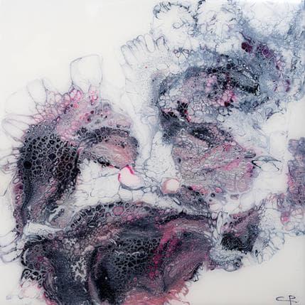 Christine Pacaud Ephélides 36 x 36 cm