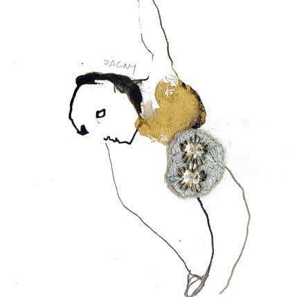 Corine Pagny Embroderie 3 13 x 13 cm