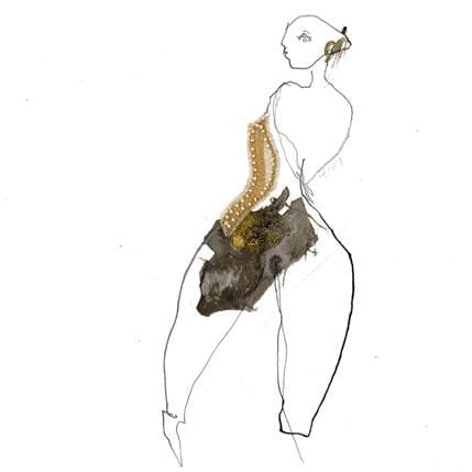 Corine Pagny Embroderie 7 25 x 25 cm