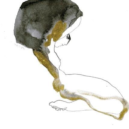 Corine Pagny Nu 10 19 x 19 cm