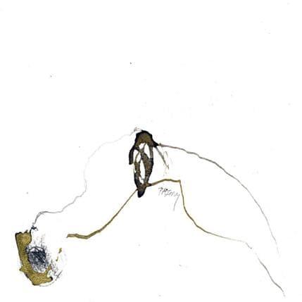 Corine Pagny Nu 11 19 x 19 cm