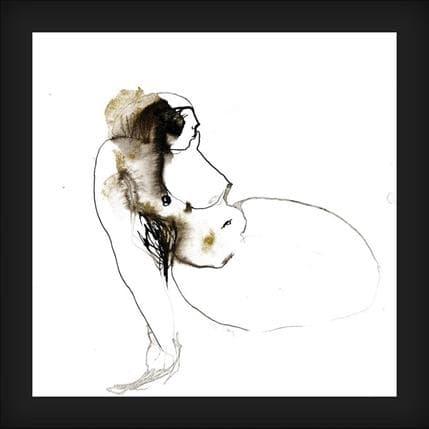 Corine Pagny nu14 19 x 19 cm