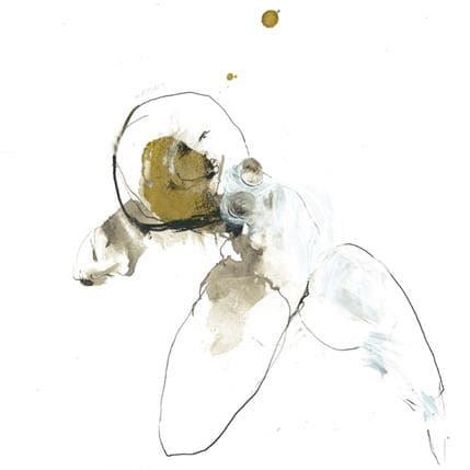 Corine Pagny Nu 23 36 x 36 cm