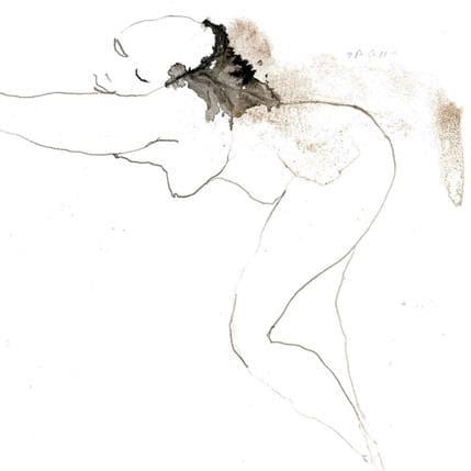 Corine Pagny Nu 3 19 x 19 cm