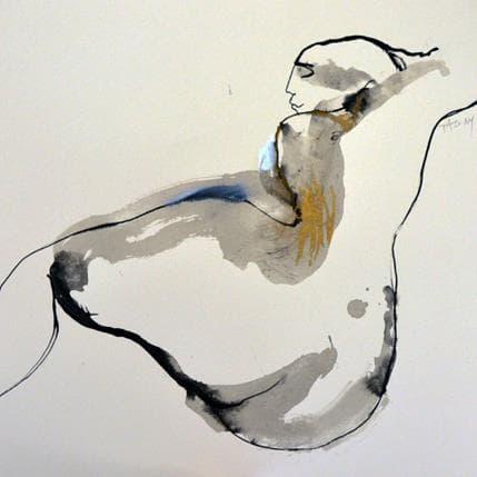 Corine Pagny Nu 10 36 x 36 cm