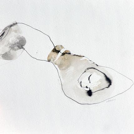 Corine Pagny Nu 559 25 x 25 cm