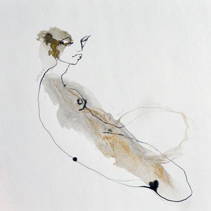 Corine Pagny Nu 564 25 x 25 cm