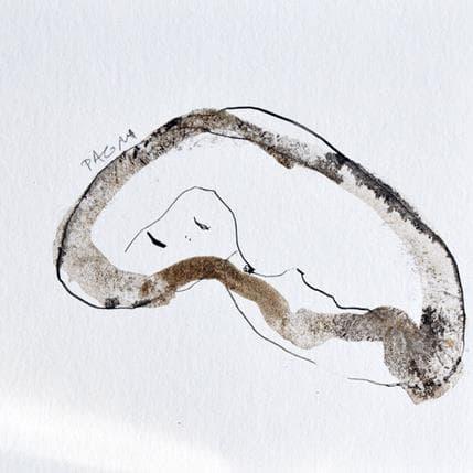 Corine Pagny Nu 607 13 x 13 cm