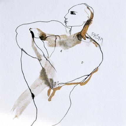 Corine Pagny Nu 602 13 x 13 cm