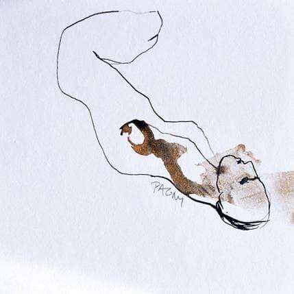 Corine Pagny Nu 603 13 x 13 cm