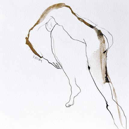 Corine Pagny Nu 618 19 x 19 cm