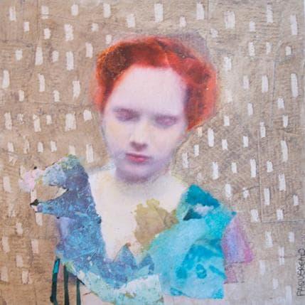 Véronique Paquereau Sereine 19 x 19 cm
