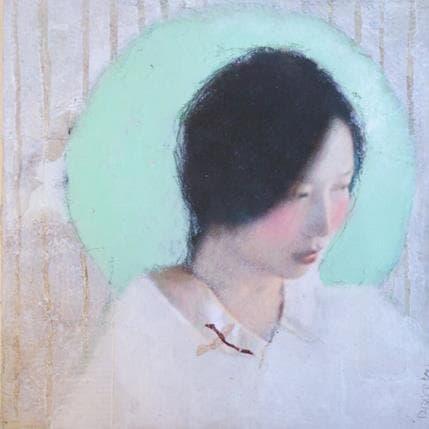 Véronique Paquereau China girl 19 x 19 cm