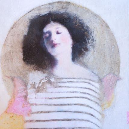 Véronique Paquereau Marinette 36 x 36 cm