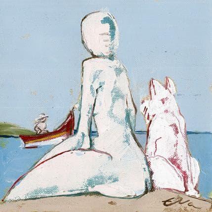 Eva Petkova Anticipation 19 x 19 cm