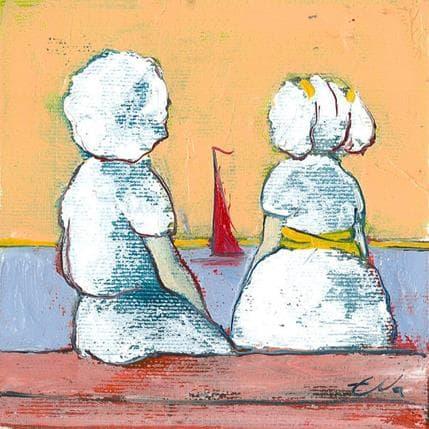 Eva Petkova Together 13 x 13 cm