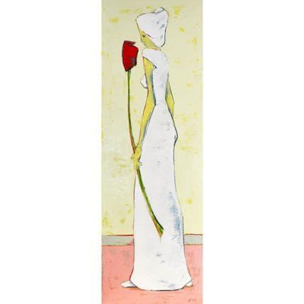 Eva Petkova Fleur 40 x 120 cm