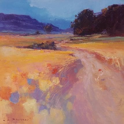 Ivica Petras Wheat 50 x 50 cm