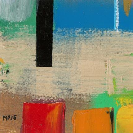 Morten Pedersen Sans titre 3 13 x 13 cm