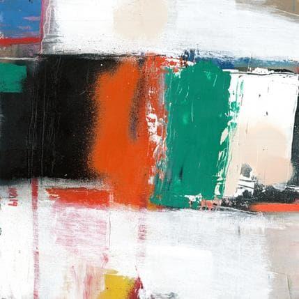 Morten Pedersen Sans titre 23 25 x 25 cm