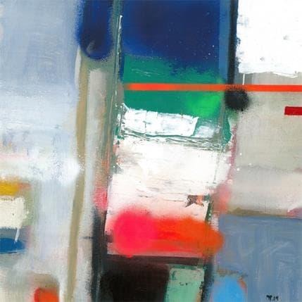 Morten Pedersen Sans titre 32 36 x 36 cm