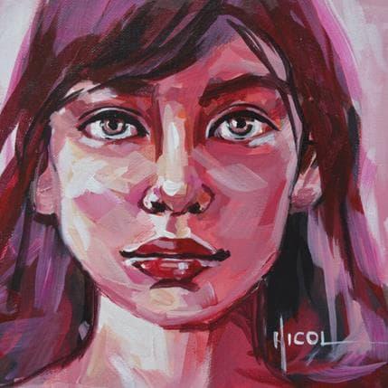 Nicoleta Vacaru Magnuor 19 x 19 cm