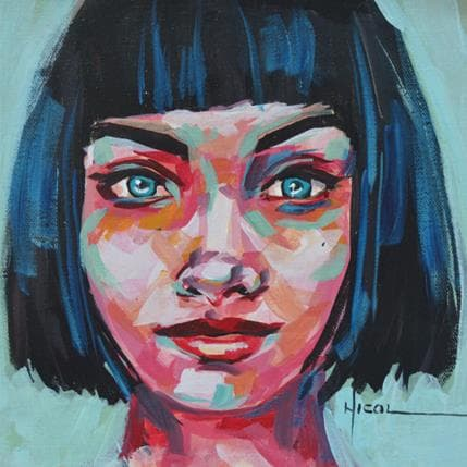 Nicoleta Vacaru Oyonn 19 x 19 cm