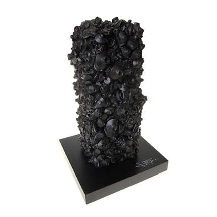 Daniel Castan Noir mat 40 x 20 x 20 cm