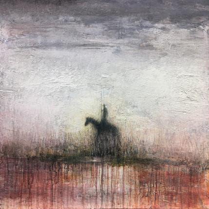 Sophie Rocco Don Quichote 100 x 100 cm