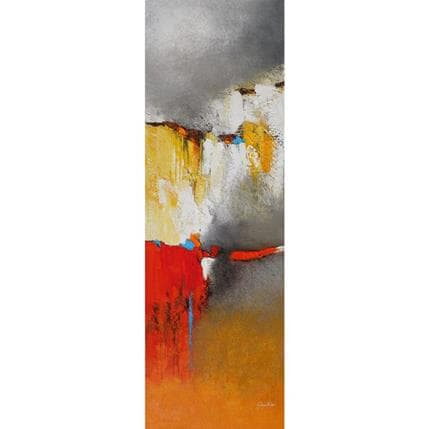 Dominique Gaultier Autumn 40 x 120 cm