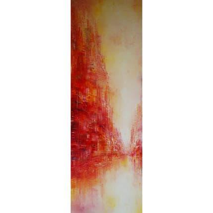 Emmanuelle Levesque Flamboyant 40 x 120 cm