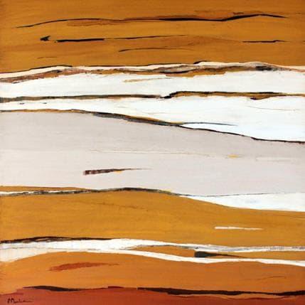 Frédérique Marteau Variation 100 x 100 cm