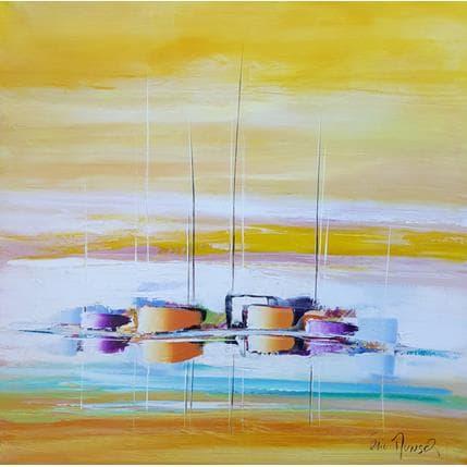 Munsch Eric Terre insolite 100 x 100 cm