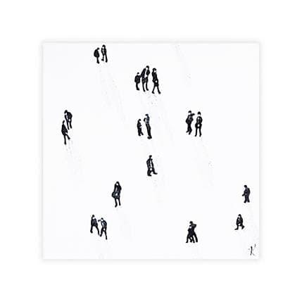 Serge Rat Juste un instant Si301 36 x 36 cm