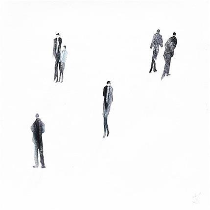 Serge Rat Juste un instant 302 36 x 36 cm