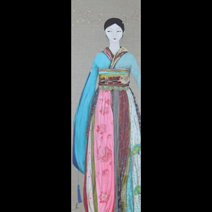 Catherine Rebeyre Kim Hana 1 40 x 120 cm
