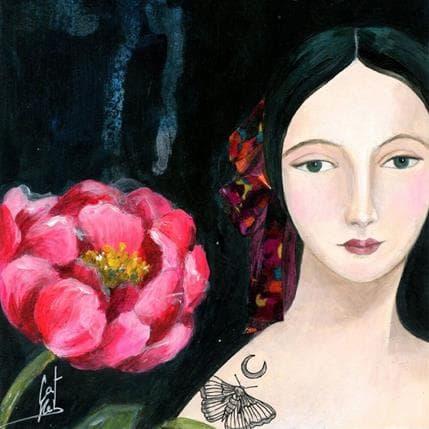 Catherine Rebeyre Romantic 13 x 13 cm
