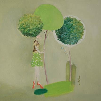 Estelle Régent Je suis un arbre 6 25 x 25 cm