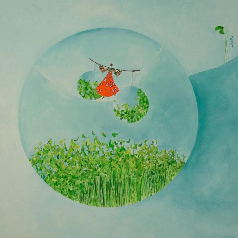 L'art confiant des sphères