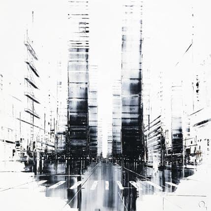 Julien Rey Alpha 100 x 100 cm