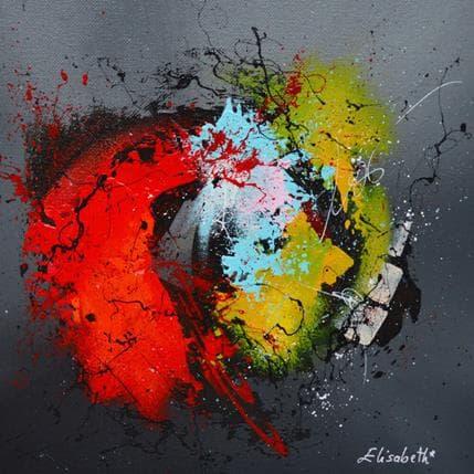 Elisabeth Roche Alazet Synchronie 2 25 x 25 cm